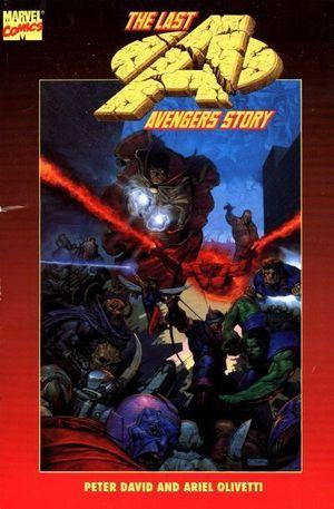 LAST AVENGERS STORY TPB (1996) #1