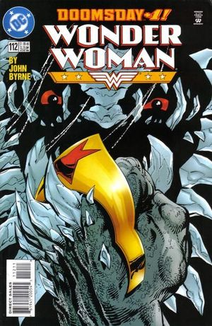 WONDER WOMAN (1987 2ND SERIES) #112
