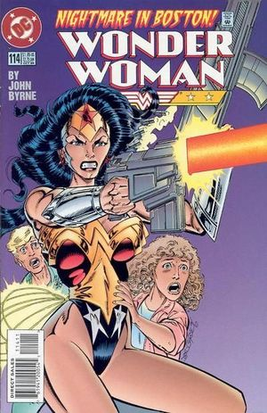 WONDER WOMAN (1987 2ND SERIES) #114