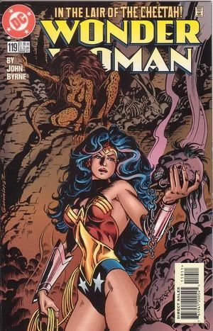 WONDER WOMAN (1987 2ND SERIES) #119