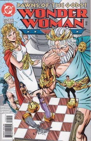 WONDER WOMAN (1987 2ND SERIES) #122