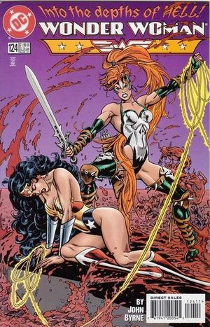 WONDER WOMAN (1987 2ND SERIES) #124