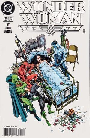 WONDER WOMAN (1987 2ND SERIES) #125