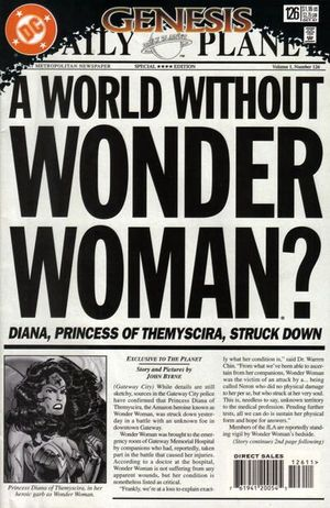 WONDER WOMAN (1987 2ND SERIES) #126