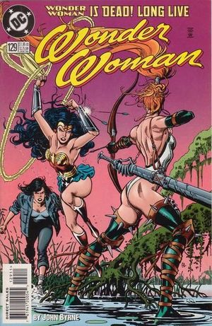 WONDER WOMAN (1987 2ND SERIES) #129