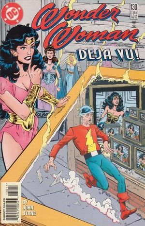 WONDER WOMAN (1987 2ND SERIES) #130