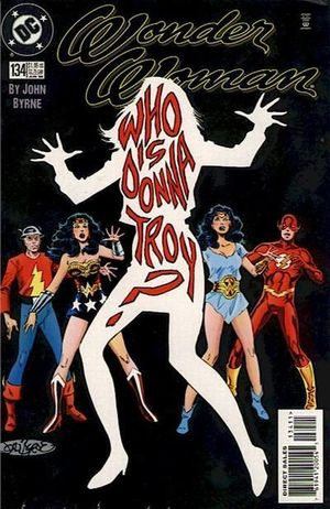 WONDER WOMAN (1987 2ND SERIES) #134