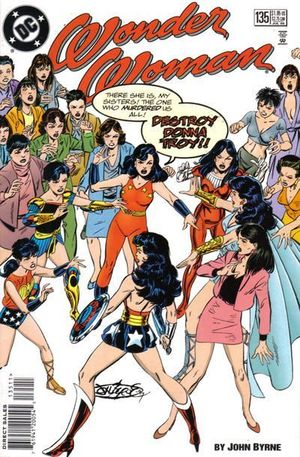 WONDER WOMAN (1987 2ND SERIES) #135