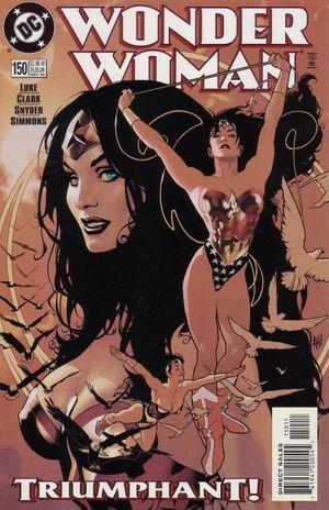 WONDER WOMAN (1987 2ND SERIES) #150