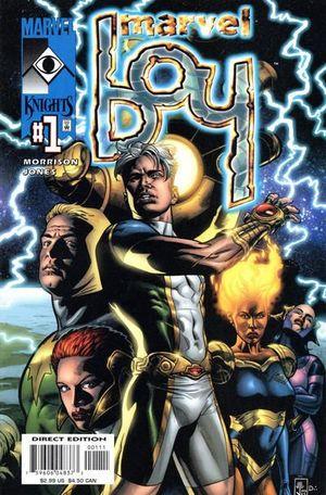 MARVEL BOY (2000) #1-6