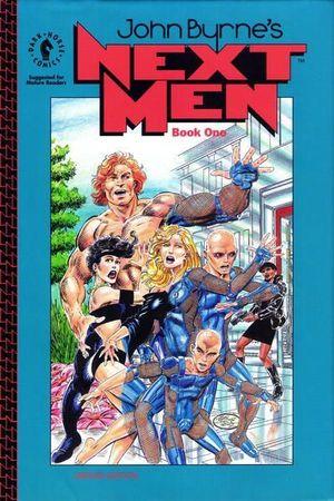 NEXT MEN TPB (1993-1996) #1-6