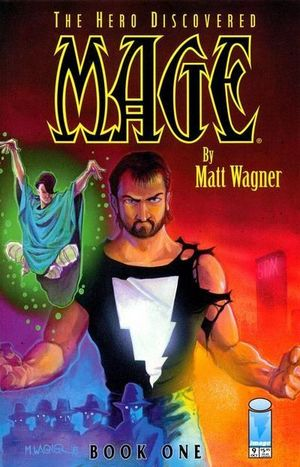 MAGE THE HERO DISCOVERED COLLECTION (1998) #1-8