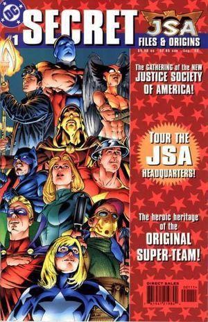 JSA SECRET FILES AND ORIGINS (1999) #1