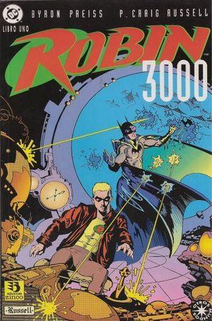 ROBIN 3000 (1992) #1-2