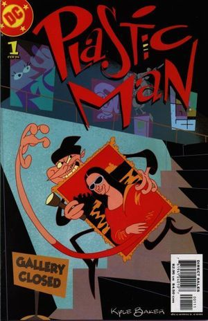 PLASTIC MAN (2004 3RD SERIES) #1