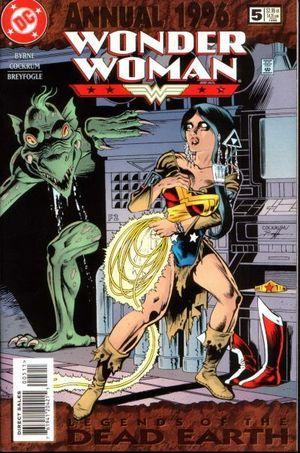 WONDER WOMAN ANNUAL (1987 2ND SERIES) #5