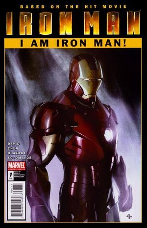 IRON MAN I AM IRON MAN (2010) #1-2