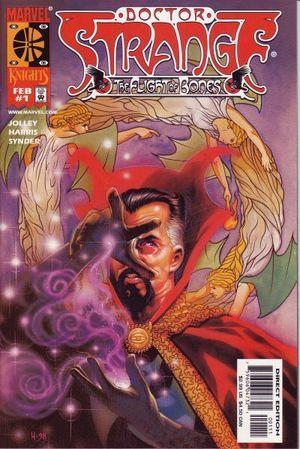DOCTOR STRANGE (1999 4TH SERIES) #1-4