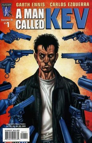 MAN CALLED KEV (2006) #1-5