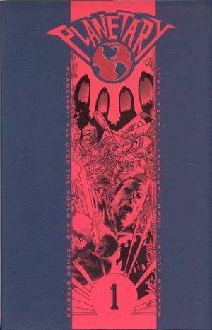 PLANETARY TPB (2000) #1
