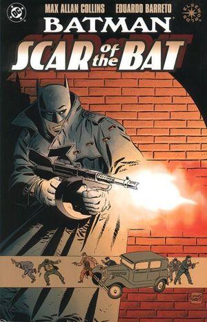 BATMAN SCAR OF THE BAT (1996) #1