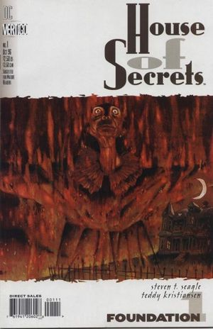 HOUSE OF SECRETS (1996 2ND SERIES) #1