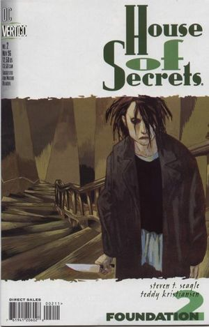 HOUSE OF SECRETS (1996 2ND SERIES) #2