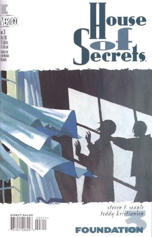 HOUSE OF SECRETS (1996 2ND SERIES) #3