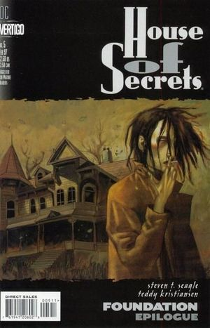 HOUSE OF SECRETS (1996 2ND SERIES) #5