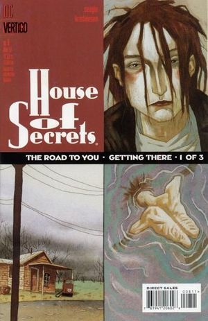 HOUSE OF SECRETS (1996 2ND SERIES) #8