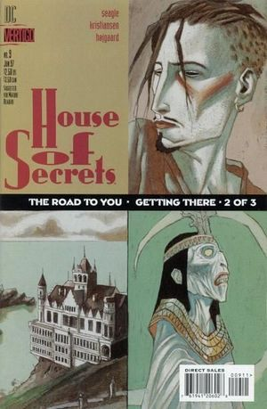 HOUSE OF SECRETS (1996 2ND SERIES) #9
