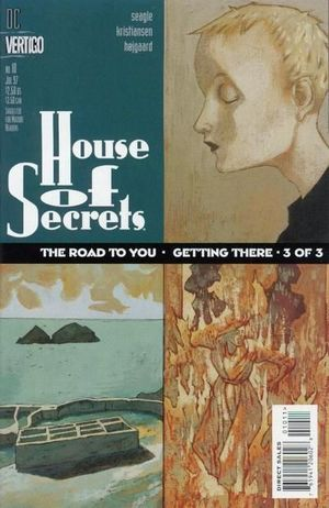 HOUSE OF SECRETS (1996 2ND SERIES) #10