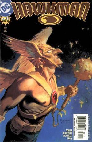 HAWKMAN (2002 4TH SERIES) #1