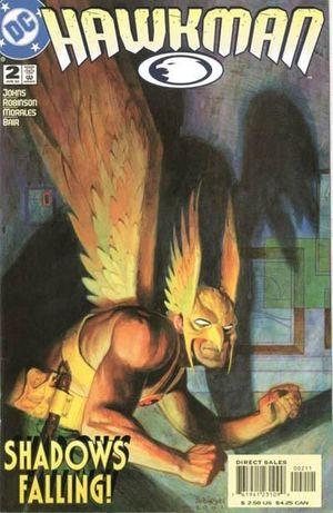 HAWKMAN (2002 4TH SERIES) #2