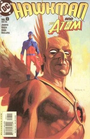 HAWKMAN (2002 4TH SERIES) #8