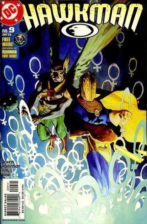 HAWKMAN (2002 4TH SERIES) #9