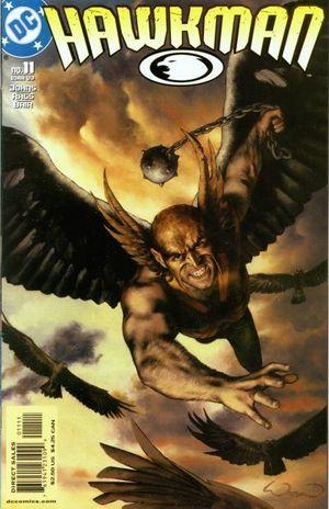 HAWKMAN (2002 4TH SERIES) #11