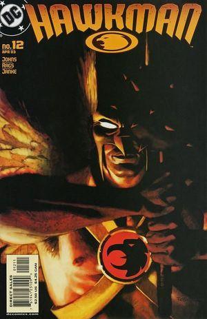 HAWKMAN (2002 4TH SERIES) #12