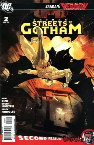 BATMAN STREETS OF GOTHAM (2009) #2