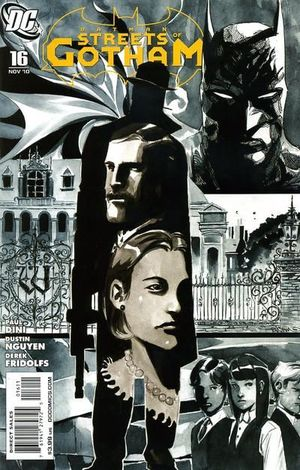 BATMAN STREETS OF GOTHAM (2009) #16