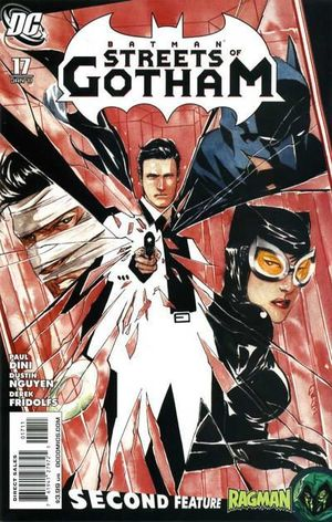 BATMAN STREETS OF GOTHAM (2009) #17