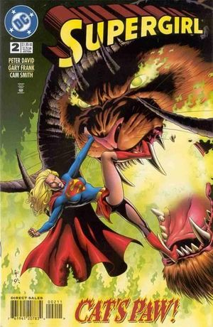 SUPERGIRL (1996 3RD SERIES) #2