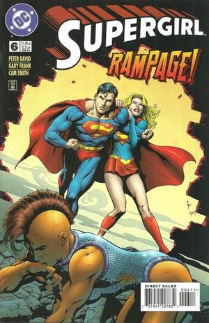 SUPERGIRL (1996 3RD SERIES) #6