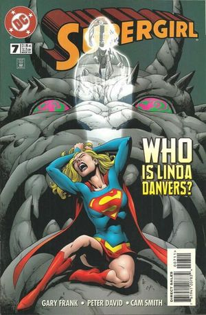 SUPERGIRL (1996 3RD SERIES) #7