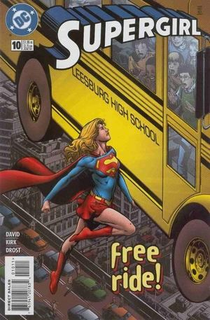 SUPERGIRL (1996 3RD SERIES) #10