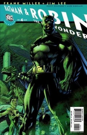 ALL STAR BATMAN AND ROBIN THE BOY WONDER (2005) #4