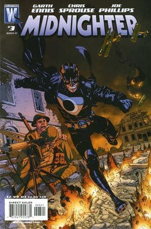MIDNIGHTER (2006) #3B