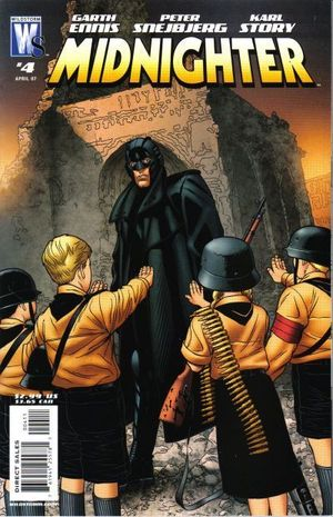 MIDNIGHTER (2006) #4