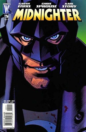 MIDNIGHTER (2006) #5