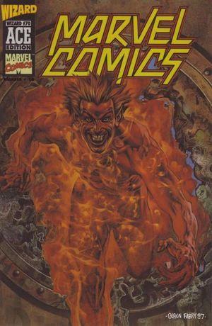 MARVEL COMICS WIZARD ACE EDITION (1997) #16